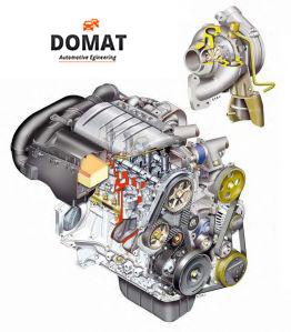 1.6 HDi PSA Engine